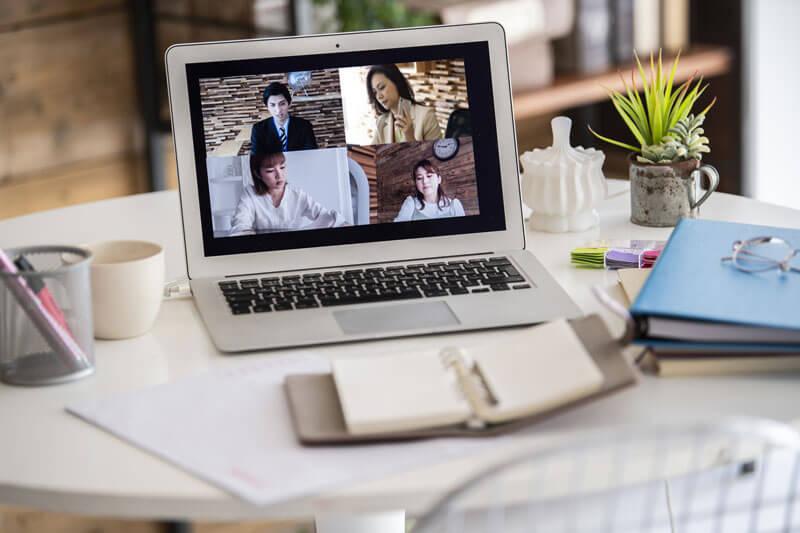 チーム オンライン化 デジタル化